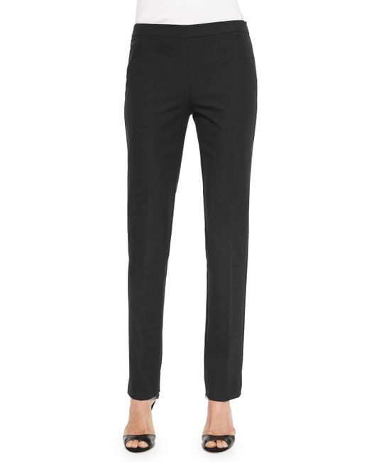 Lafayette 148 New York | Black Bleecker Jodhpur Cloth Pants | Lyst