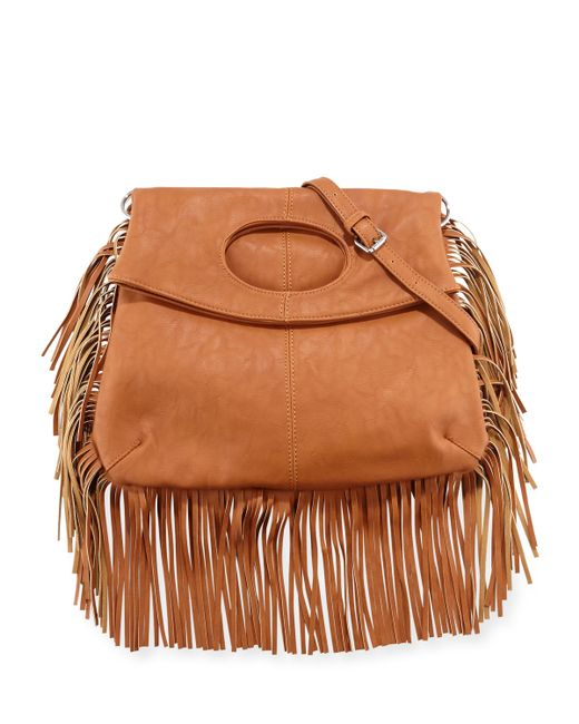 Urban Originals | Brown Style Icon Faux-Leather Shoulder Bag | Lyst