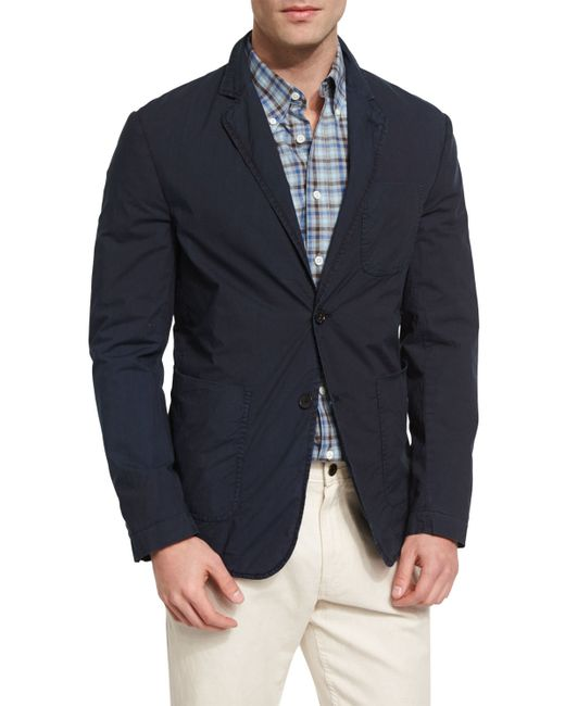 Shop for custom men's blazers & sport coats online at disborunmaba.ga - best selection of men's blazers. FREE Shipping on orders $+.