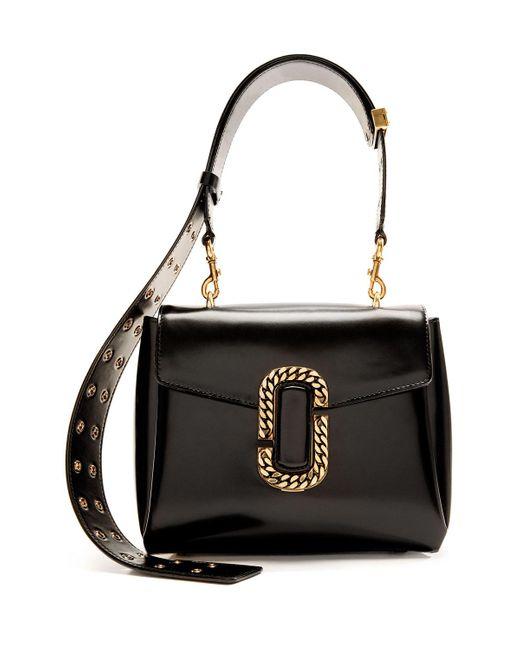 Marc Jacobs | Black St. Marc Top-handle Bag | Lyst