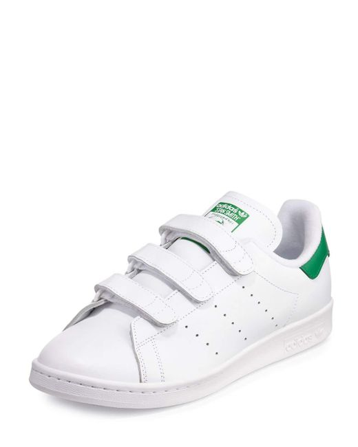 Adidas Stan Smith Shoes Mens With Straps