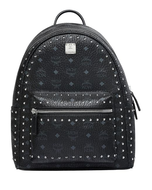 0a48207cc385 MCM Stark Mini Backpack in Black - Save 41% - Lyst