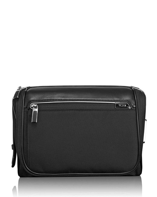 Tumi | Arrive Black Richmond Travel Kit | Lyst