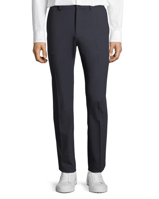 Theory - Blue Men's Mayer Tailored Pants for Men - Lyst