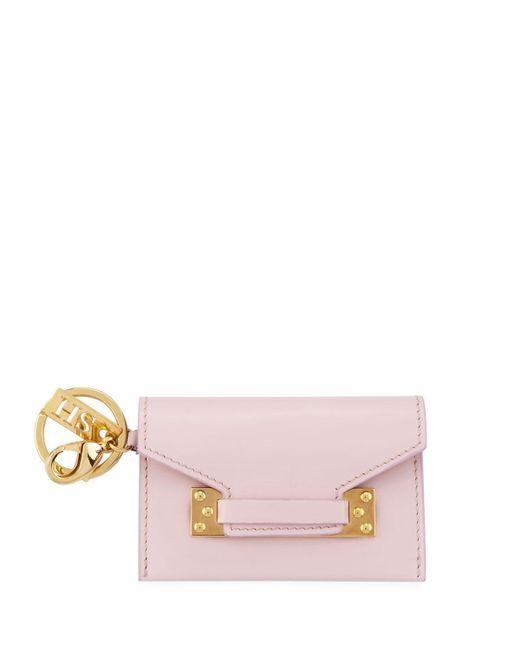Sophie Hulme   Pink Milner Micro Envelope Clutch Bag   Lyst