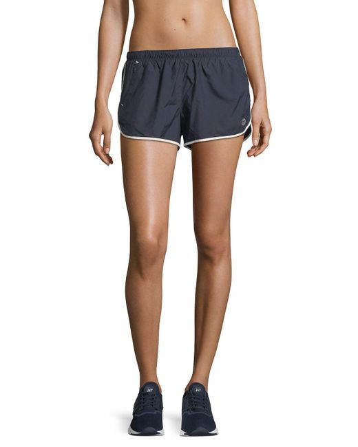 Tory Sport - Blue Classic Track Shorts - Lyst
