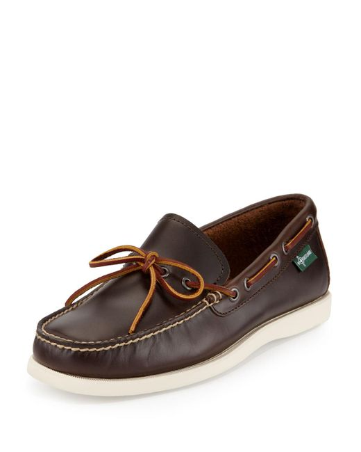 Eastland 1955 Edition - Brown Yarmouth 1955 One-eye Camp Moc Slip-on Shoe for Men - Lyst