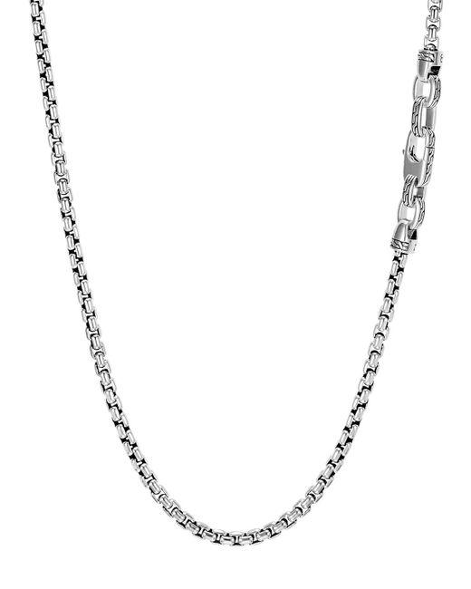 John Hardy - Metallic Men's Classic Chain Necklace for Men - Lyst