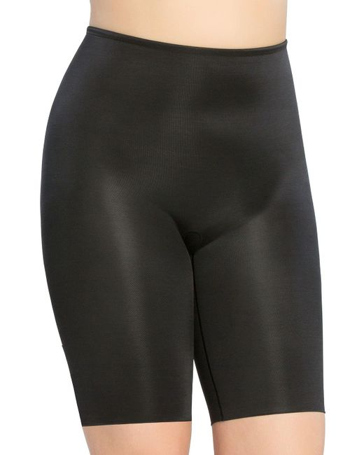 Spanx - Black Power Conceal-her® Thigh Shaper - Lyst