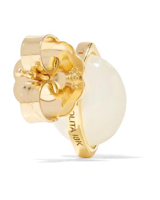 Ippolita Senso 18-karat Gold Mother-of-pearl Earrings tBIhqPE5i