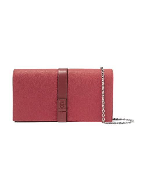 Loewe - Textured-leather Shoulder Bag - Lyst