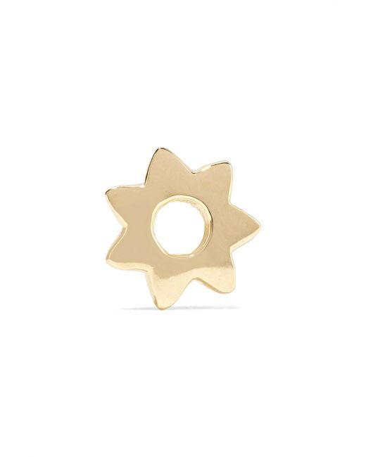 Alison Lou | Metallic Stelle 14-karat Gold Earring | Lyst