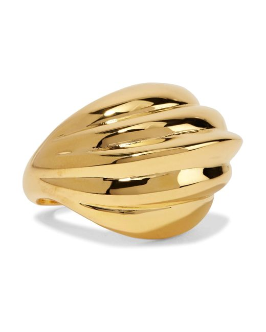 Kenneth Jay Lane | Metallic Gold-plated Ring | Lyst