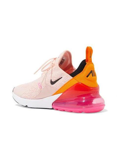 Air Max 270 mesh sneakers