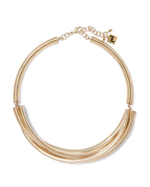 Rosantica - Metallic Passato Gold-tone Necklace - Lyst