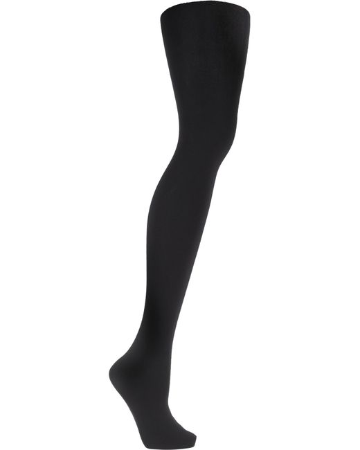 Wolford - Black Set Of Two Matte Opaque 80 Denier Tights - Lyst