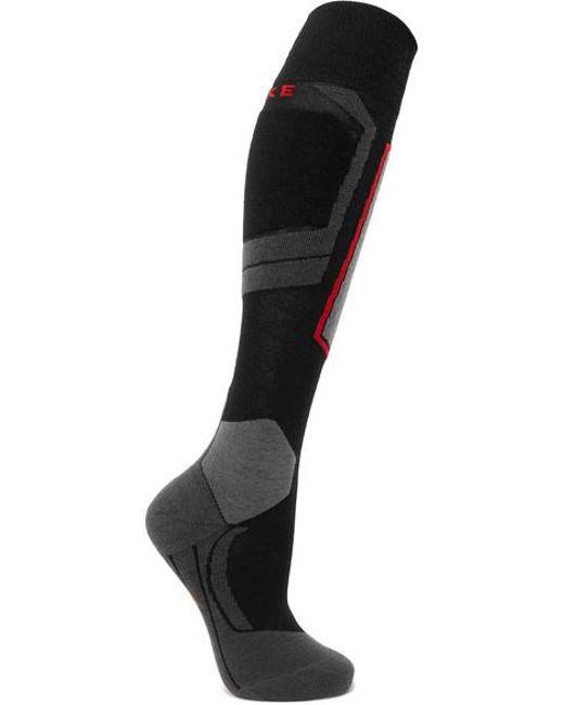 Falke - Black Sk2 Wool-blend Ski Socks - Lyst