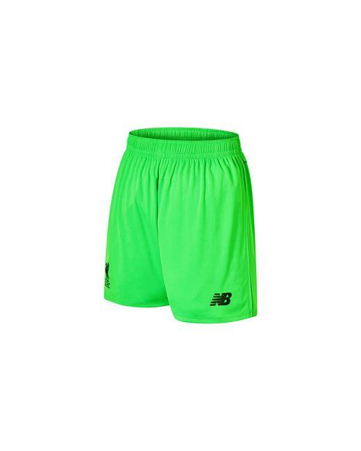 New Balance - Green LFC Away GK Short for Men - Lyst
