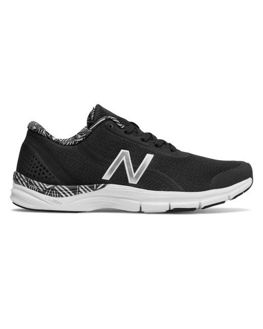 New Balance - Black 711v3 Mesh Trainer - Lyst