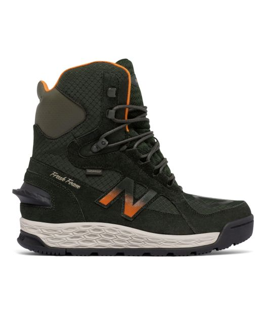 New Balance | Gray Fresh Foam 1000 Boot for Men | Lyst