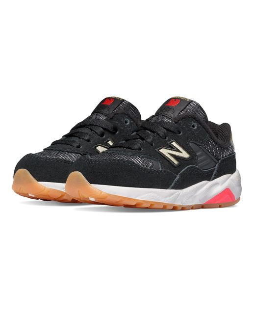 New Balance | Black Men's Age Of Exploration Bespoke Leather Sneaker for Men | Lyst