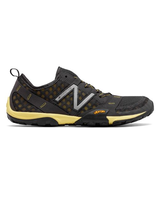 New Balance - Gray Minimus 10v1 Trail for Men - Lyst