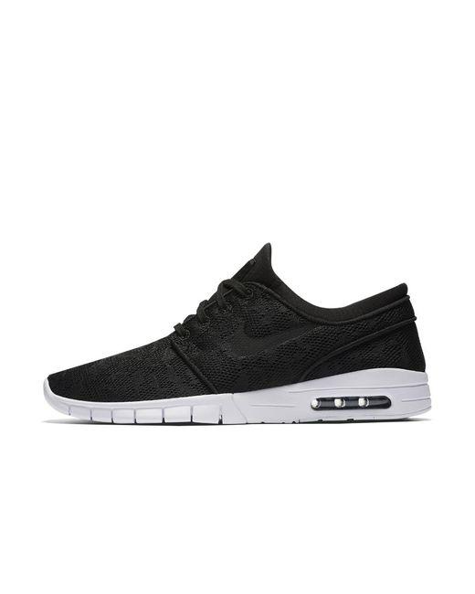 Nike - Black Sb Stefan Janoski Max Men s Skateboarding Shoe for Men - Lyst 59ef1b2b6