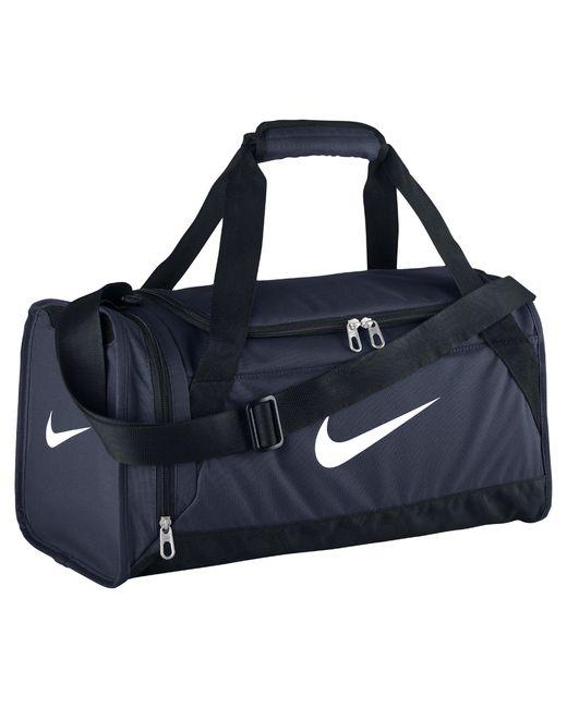 Nike Brasilia 6 Extra Small Duffel Bag Blue For Men