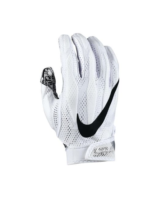 Nike | White Superbad 4 Men's Football Gloves for Men | Lyst