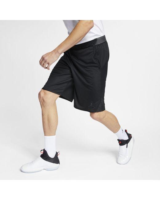 0eef376711fb Nike - Black Jordan Ultimate Flight Practice Basketball Shorts for Men -  Lyst ...