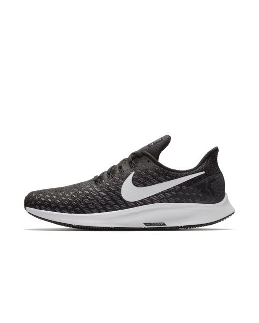 a295b082190 Nike Air Zoom Pegasus 35 (extra Wide) Men s Running Shoe in Black ...