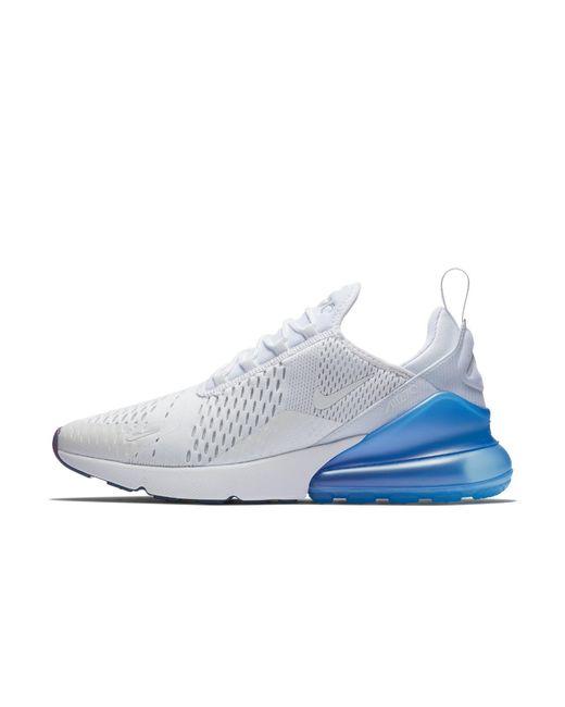 huge selection of cc1af 068c6 Nike - Blue Air Max 270 Men s Shoe for Men - Lyst