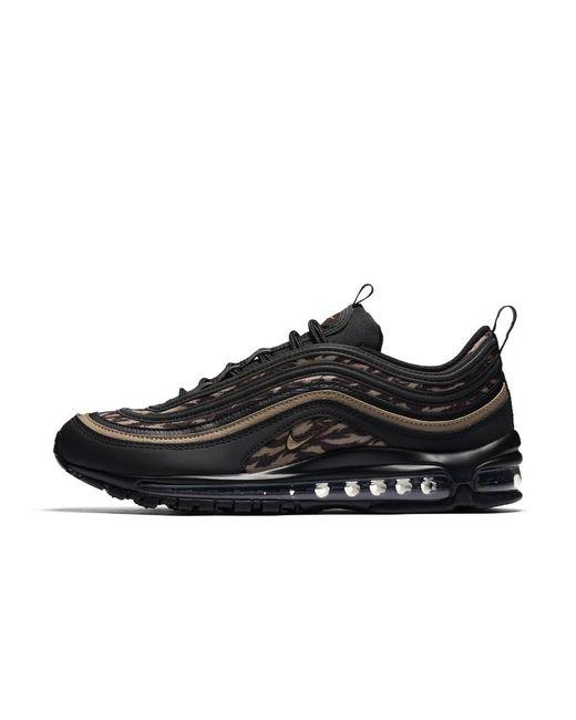0791a2ea6b54b5 Lyst - Nike Air Max 97 Men s Shoe in Black for Men