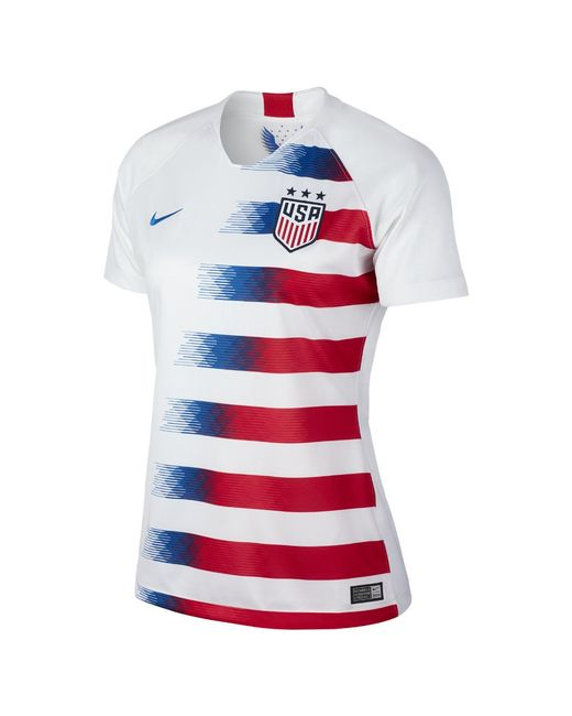 Nike - Multicolor 2018 U.s. Stadium Home Women s Soccer Jersey for Men -  Lyst b230ab080