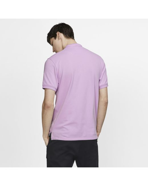 eb8f61a0 ... Nike - Purple Polo Unisex Slim Fit Polo for Men - Lyst ...