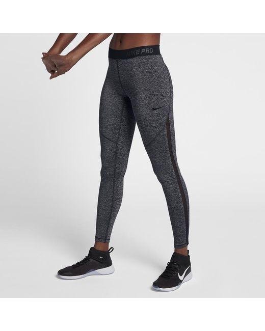 Nike - Black Pro Hypercool Women's Training Tights - Lyst