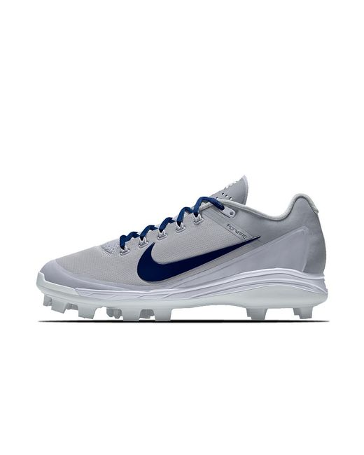 Nike - Blue Alpha Air Clipper  17 Mcs Id Men s Baseball Cleats for Men - 7bf2d958f53