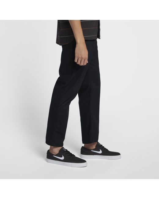 10c5dc19809a Nike Hurley Scout Trousers in Black for Men - Save 40% - Lyst
