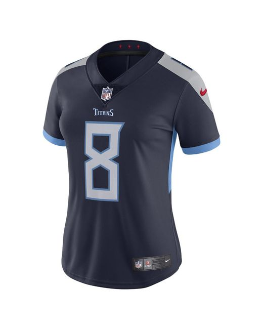 Nike - Blue Nfl Tennessee Titans (marcus Mariota) Women s Football Home  Limited Jersey - 6a939a6b6
