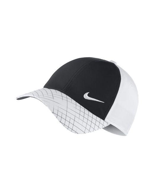 Nike - H86 Women's Adjustable Golf Hat (white) - Lyst