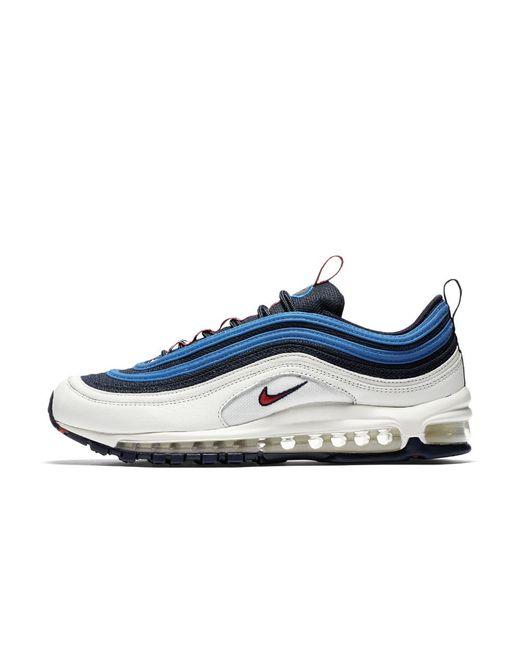 Lyst - Nike Air Max 97 Se Men s Shoe in Blue for Men f98bcea8f