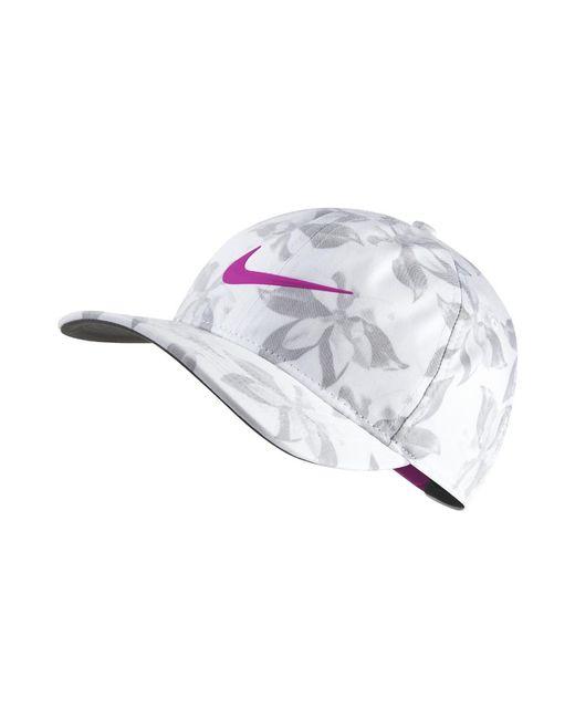 404e4140440 Lyst - Nike Aerobill Classic99 Golf Hat (white) in White for Men