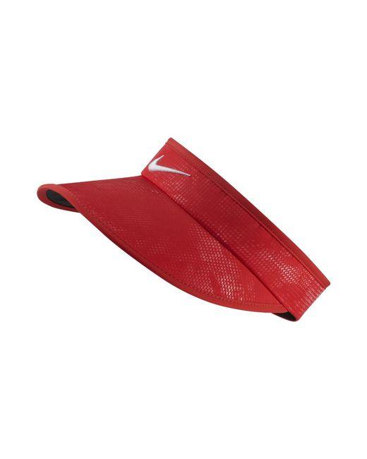 Nike | Big Bill Printed Women's Golf Visor (red) | Lyst