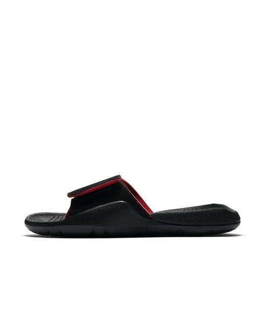 ac5c1a904aab7 Nike - Black Hydro 7 Men s Slide Sandal