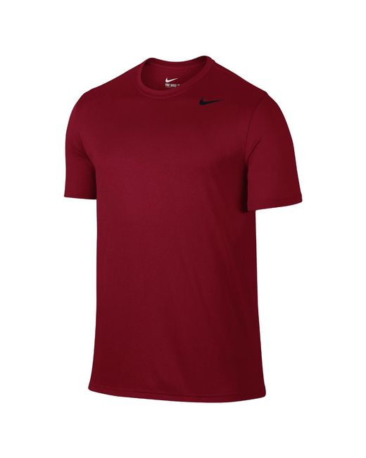 f753c9354acb Lyst - Nike Legend 2.0 Men s Training T-shirt in Red for Men