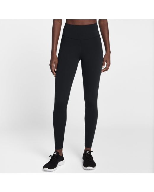 0c166a1b1f4e1 Nike - Black Sculpt Lux High-waist Training Tights - Lyst ...