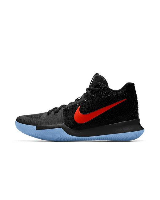 4d3431062caa ... where to buy nike multicolor kyrie 3 id mens basketball shoe for men  lyst 88e6d b2e09