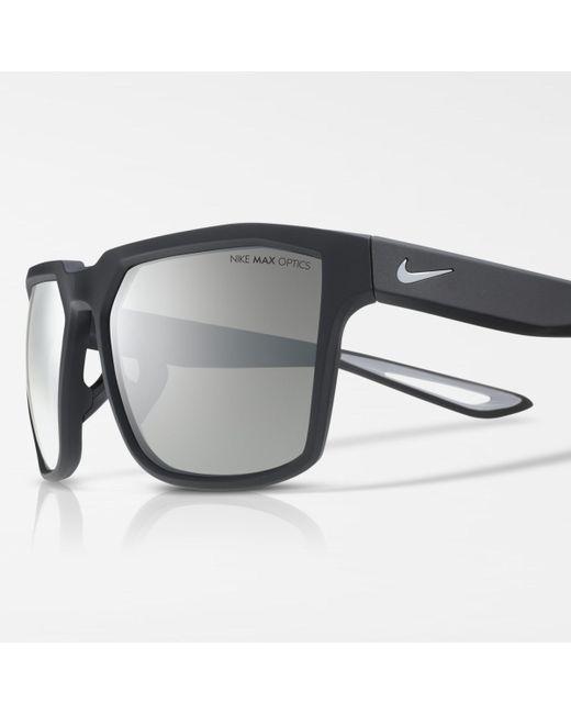 c4debceaf9e Nike Bandit Sunglasses in Black - Lyst