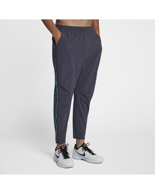 Nike - Multicolor Court Flex Men s Tennis Pants for Men - Lyst 07f04c0d8489