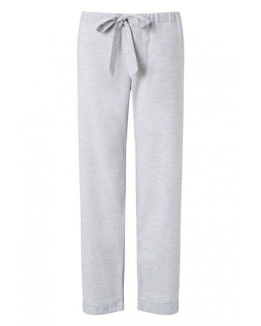 Bodas - Multicolor Montana Brushed Cotton Pyjama Bottoms - Lyst